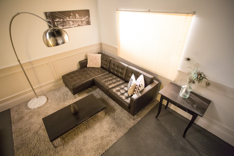 apartment for filming los angeles