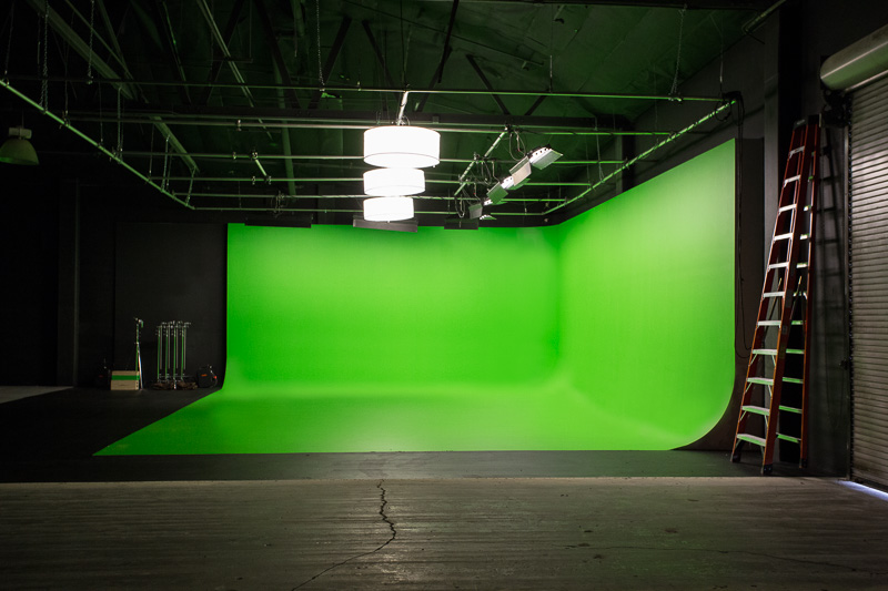 green screen stage los angeles