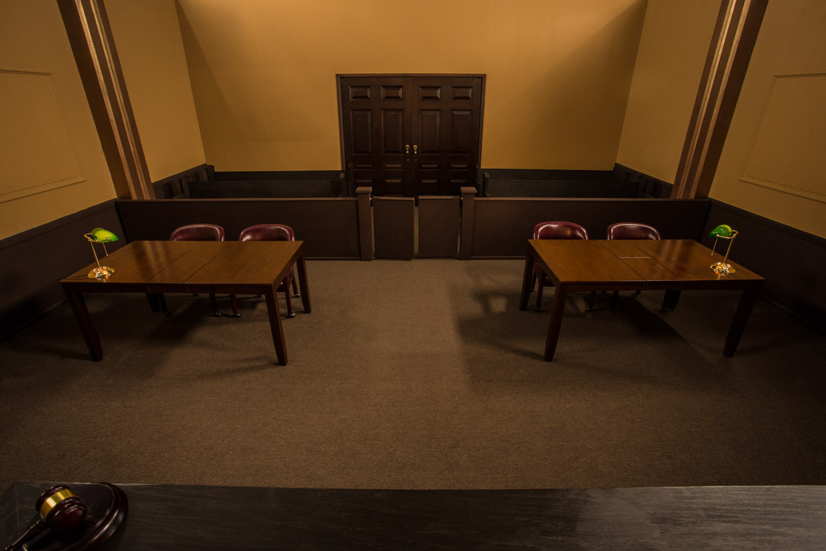 court for rent in los angeles